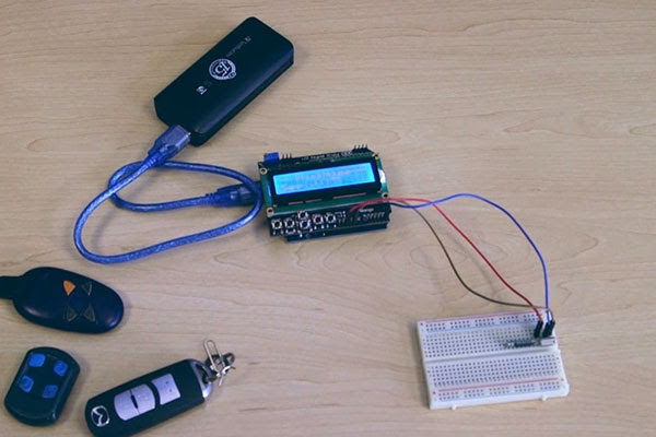 remote jamming detection