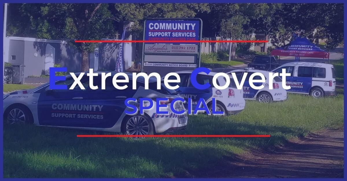 Extreme Covert Special